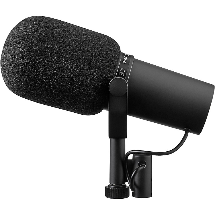 Shure SM7B Microphone with Switchable Response