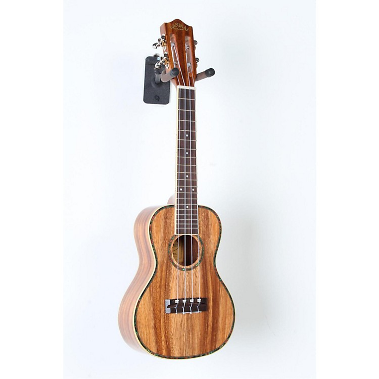 LanikaiSMPTU-C Solid Monkeypod TunaUke Concert UkuleleMonkeypod888365782027