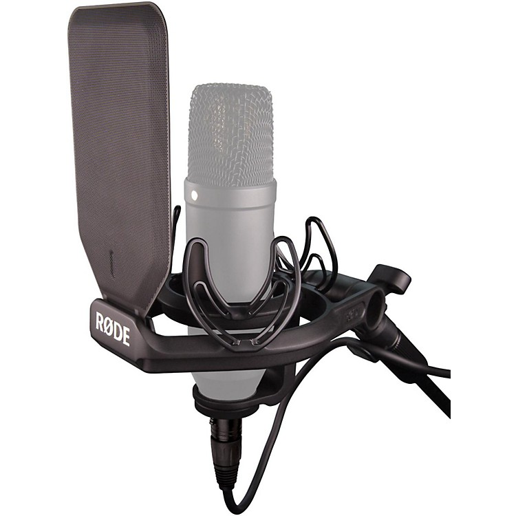 Rode MicrophonesSMR Premium Shock Mount with Rycote Onboard