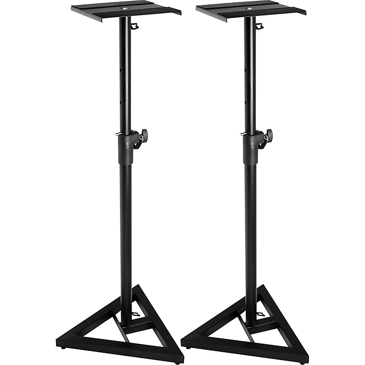 Musician's GearSMS-6000 Monitor Stand (Pair)