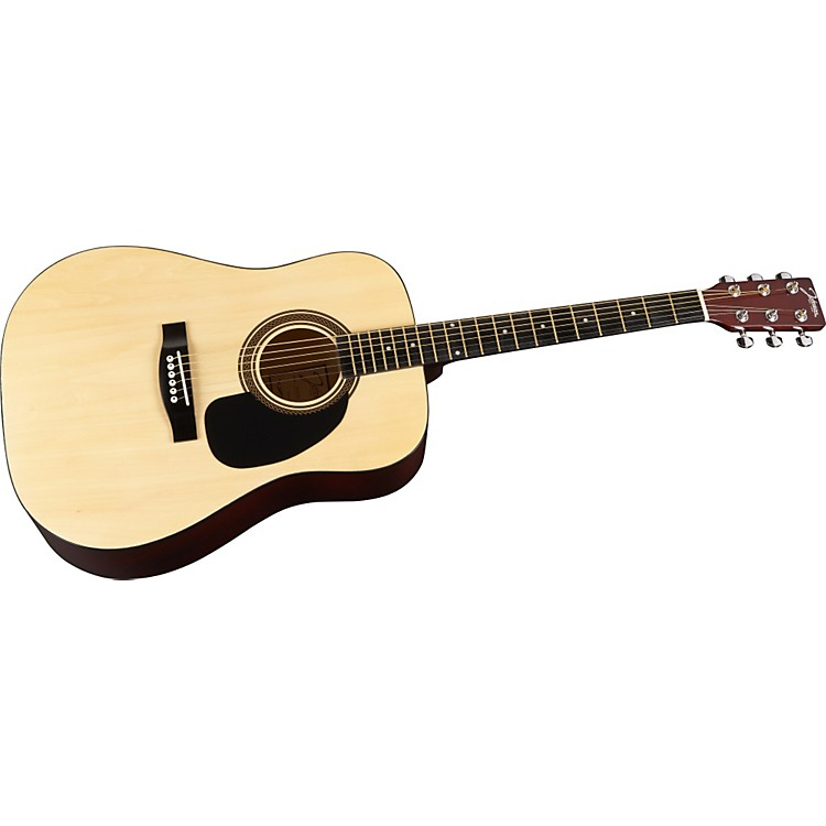 Johnson SO-610-T-NA Dreadnought Acoustic Guitar