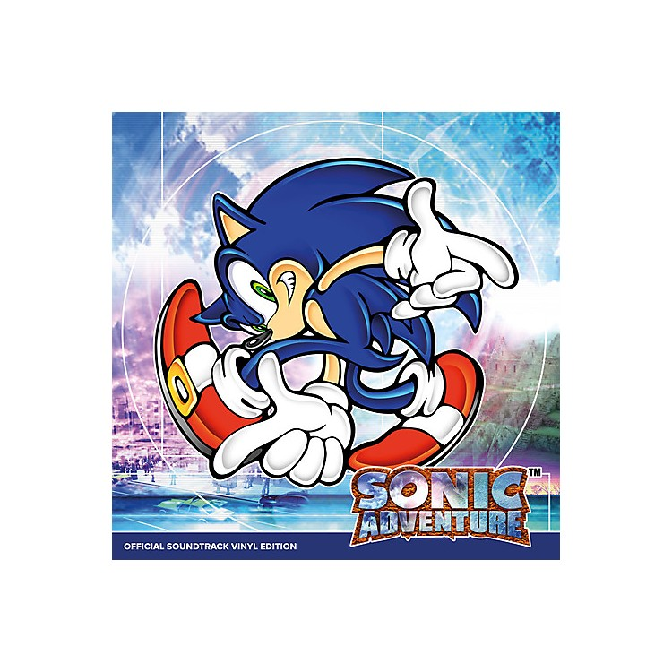 Alliance SONIC ADVENTURE (Original Soundtrack)