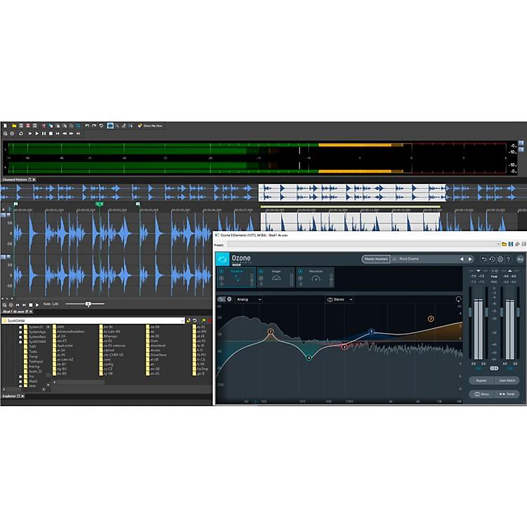 MagixSOUND FORGE Audio Studio 14 (Download)