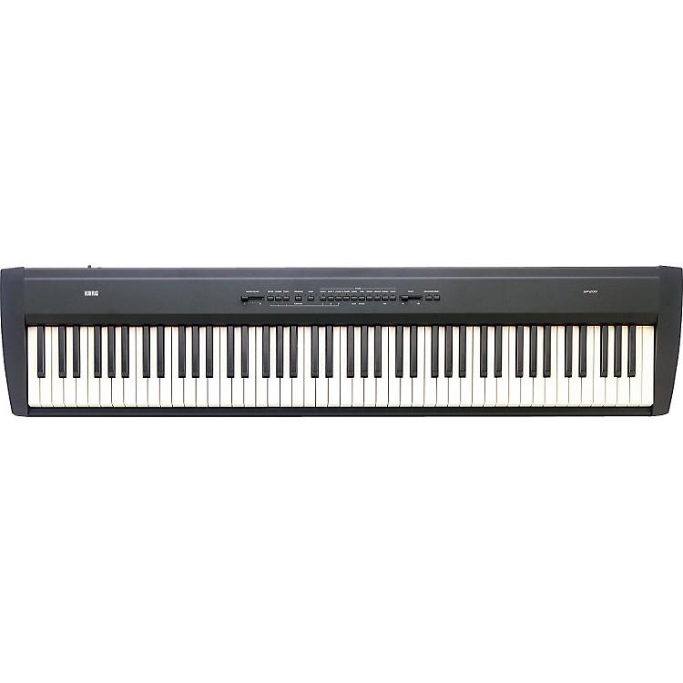 korg sp 200 stage piano music123. Black Bedroom Furniture Sets. Home Design Ideas