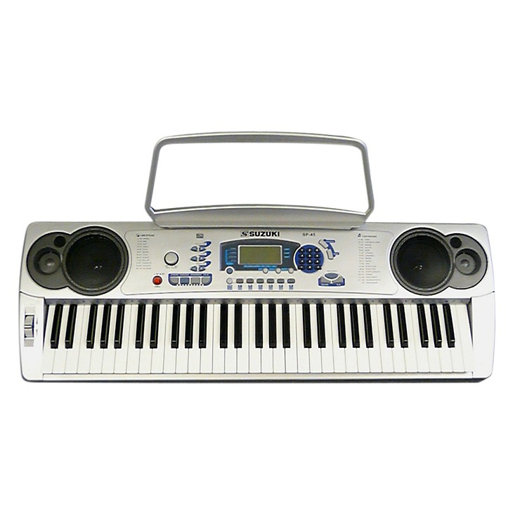 SuzukiSP-45 61-Note Portable Keyboard