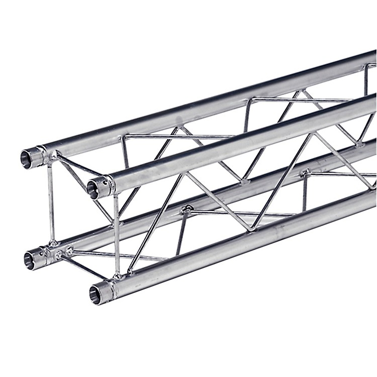 GLOBAL TRUSS SQF24250 8.2 Ft. Light-Duty Square Segment Truss