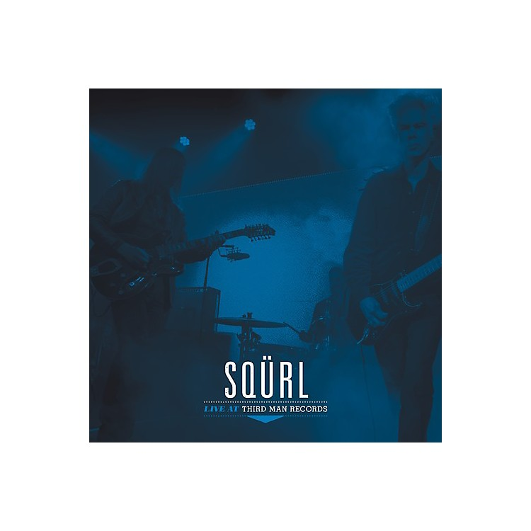 Alliance SQÜRL - Live At Third Man Records