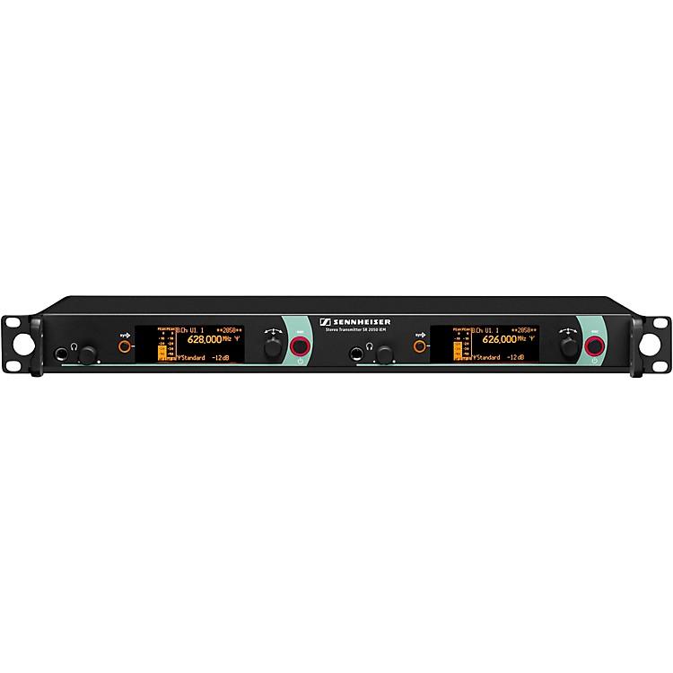 SennheiserSR 2050XP IEM-Aw Dual Channel In Ear Monitor Wireless SystemsAw FreqBlack