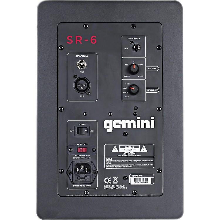 GeminiSR-6 6