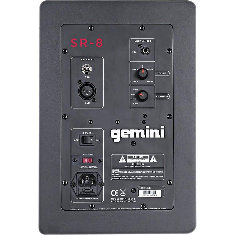GeminiSR-8 8