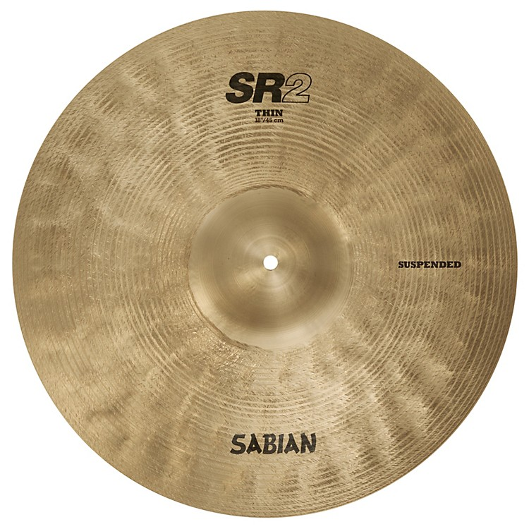 SabianSR2 Suspended Cymbal 16