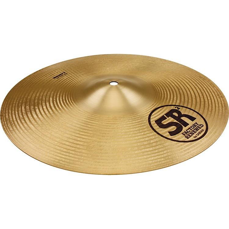 sabian sr2 thin splash cymbal 10 in music123. Black Bedroom Furniture Sets. Home Design Ideas