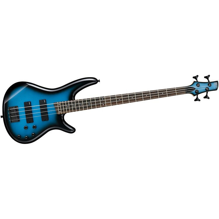 Ibanez SR250 Electric Bass Soda Blue Sunburst