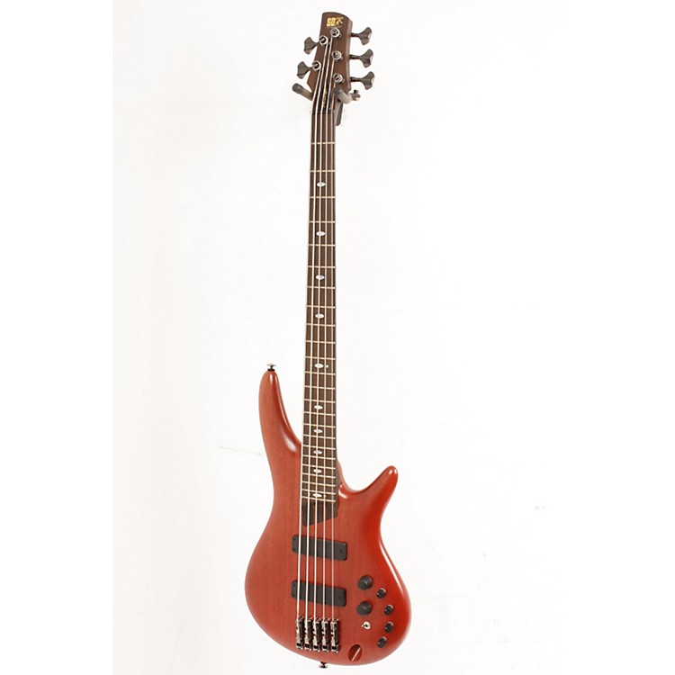 IbanezSR4005E Prestige 5-String Bass GuitarStained Red886830434235