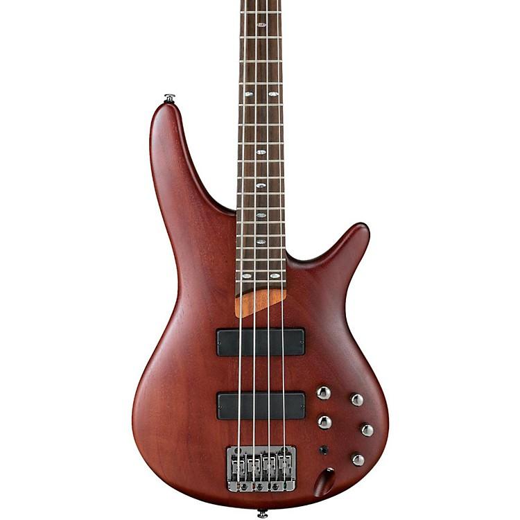 IbanezSR500 Soundgear 4-String Electric Bass GuitarBrown MahoganyRosewood Fretboard
