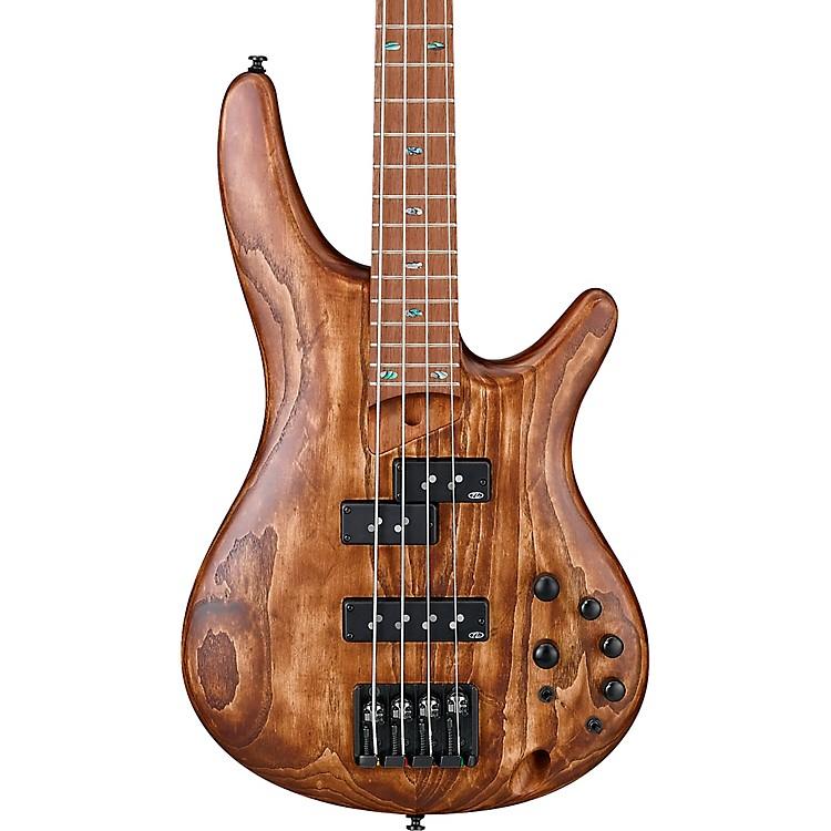 IbanezSR650E Electric BassFlat Natural Browned Burst