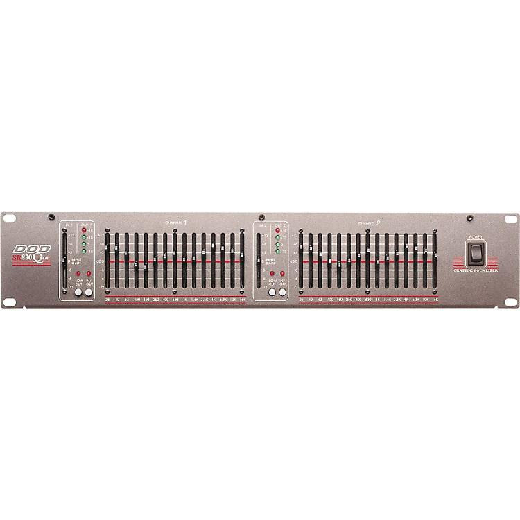 DODSR830QXLR Dual 15-Band EQ