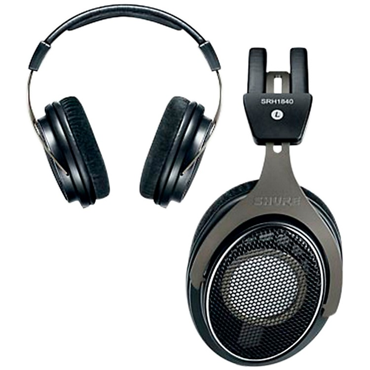 Shure SRH1840 Professional Open Back Headphones  888365785448