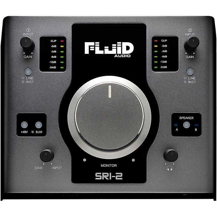 Fluid AudioSRI2 24/192kHz 2x4 Audio Interface
