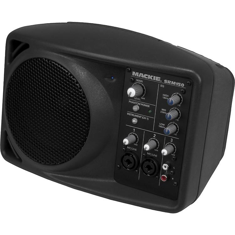 MackieSRM150 Active Speaker (Black)888365816524