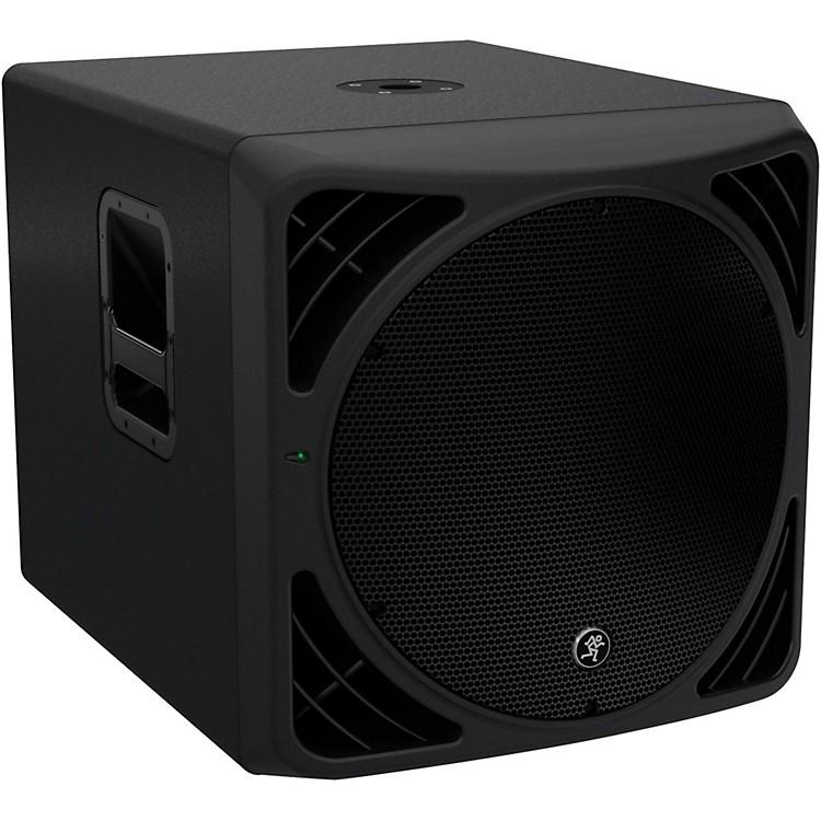 mackie srm1550 1200w 15 inch portable powered subwoofer music123. Black Bedroom Furniture Sets. Home Design Ideas