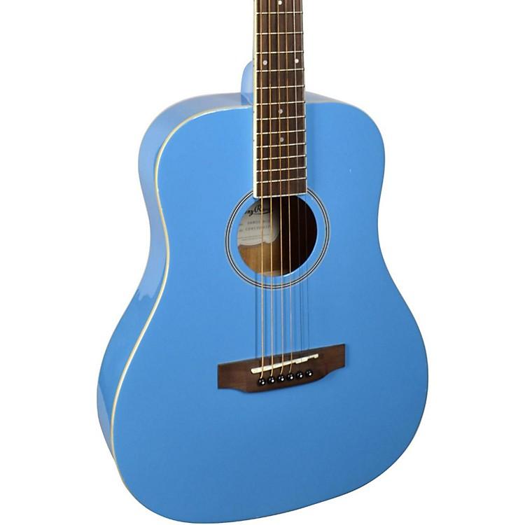 Stony RiverSRMD1 1/2 Size Mini Dreadnought Acoustic GuitarBlue