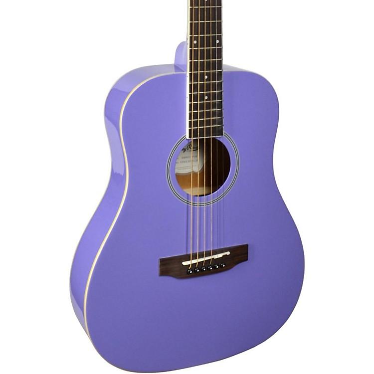Stony RiverSRMD1 1/2 Size Mini Dreadnought Acoustic GuitarPurple