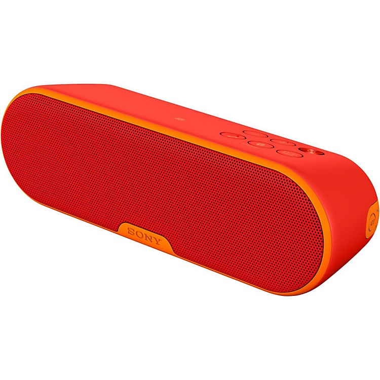Sony SRS-XB2 Portable Bluetooth Wireless Speaker Red