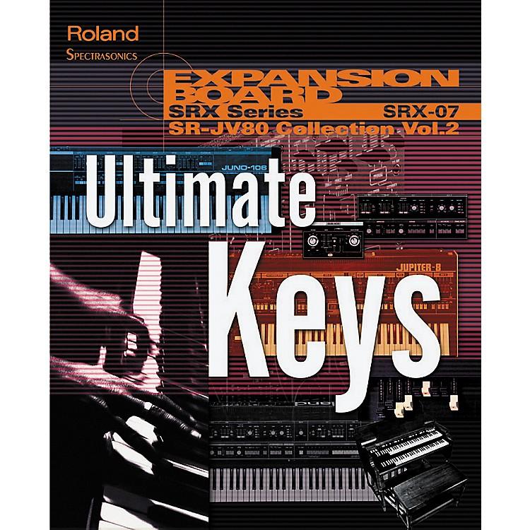 RolandSRX-07 Ultimate Keys Expansion Board