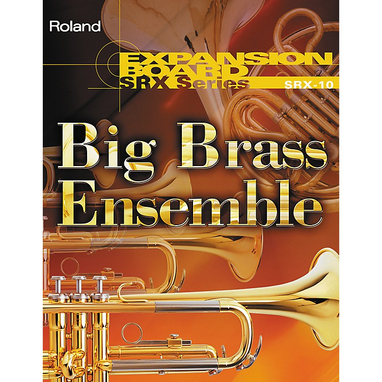 RolandSRX-10 Big Brass Ensemble Expansion Board