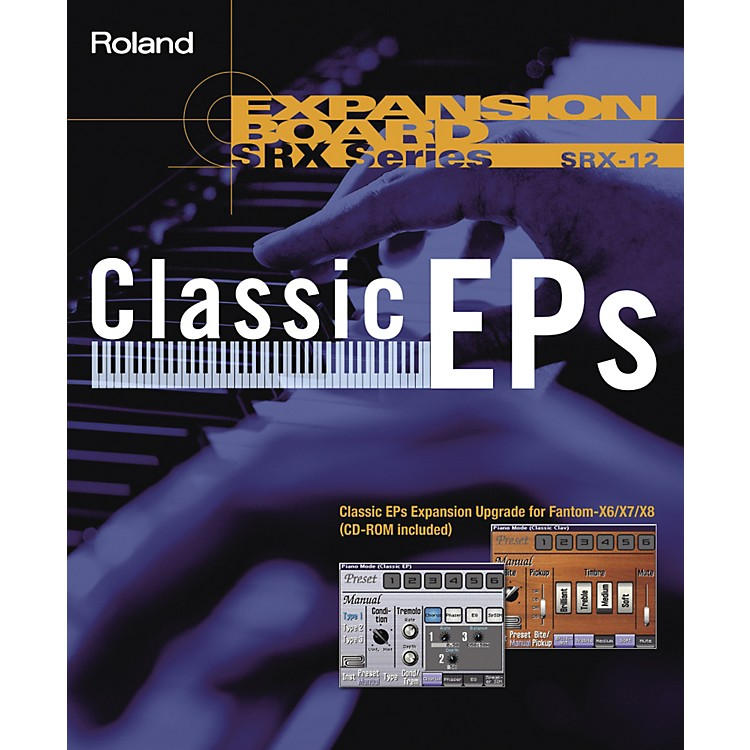 RolandSRX-12 Classic EPs Expansion Board