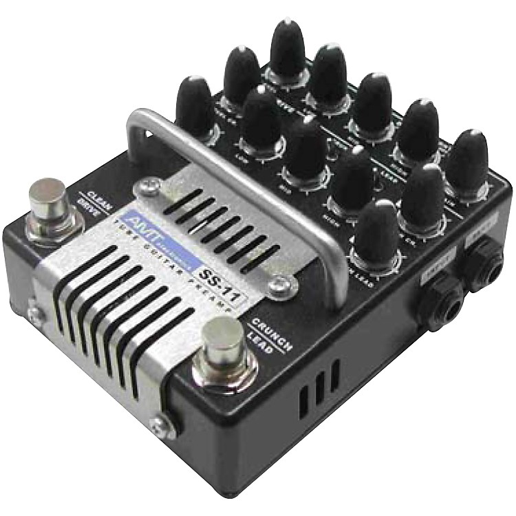 AMT ElectronicsSS-11 3-Channel Dual Tube Guitar PreampClassic Mod