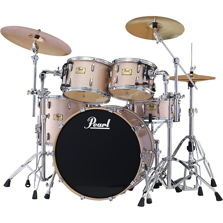 Pearl SSC Session Studio Classic SSC944XUP/C 4-Piece Drum Shell Pack Vintage Copper Sparkle