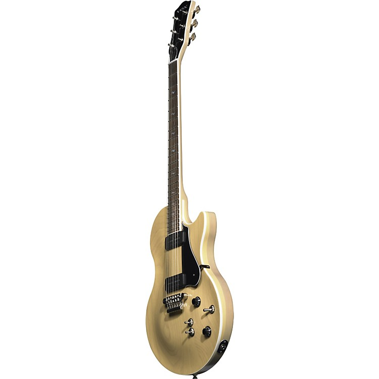 Vox SSC55 Single-Cutaway Solidbody Electric Guitar Gold