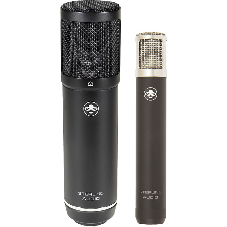 Sterling AudioST51 / ST31 Condenser Mic Package