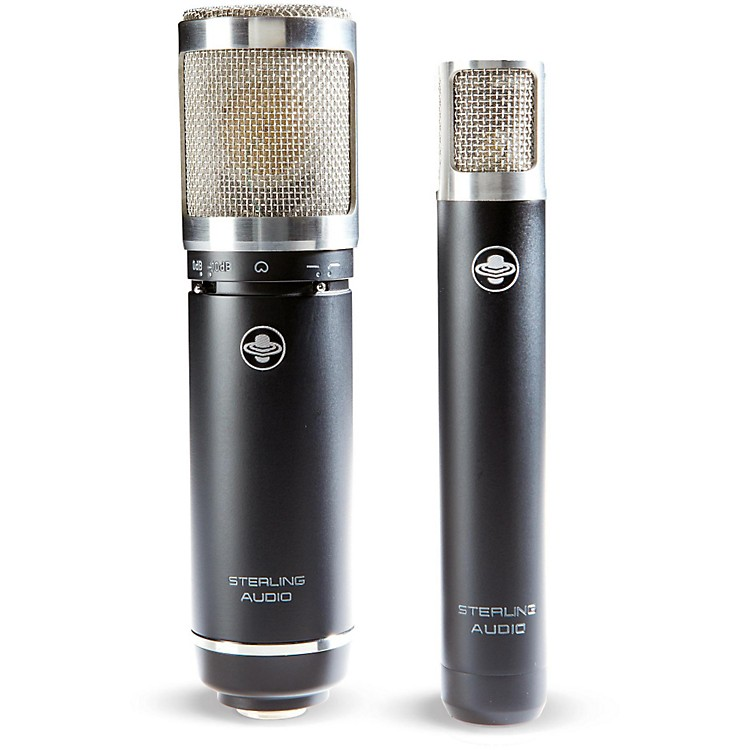 Sterling AudioST55 / ST31 Condenser Mic Package