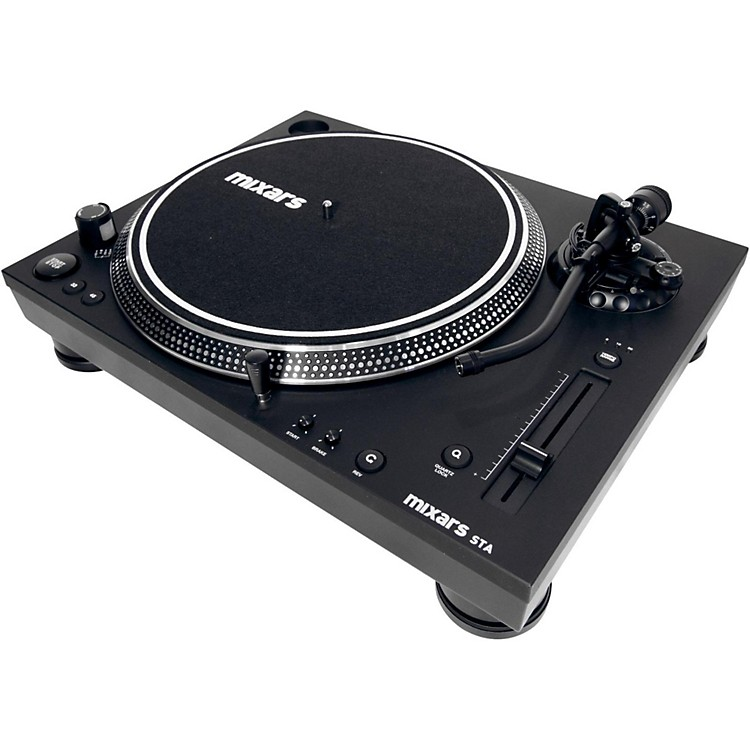 Mixars STA Direct Drive High Torque Turntable