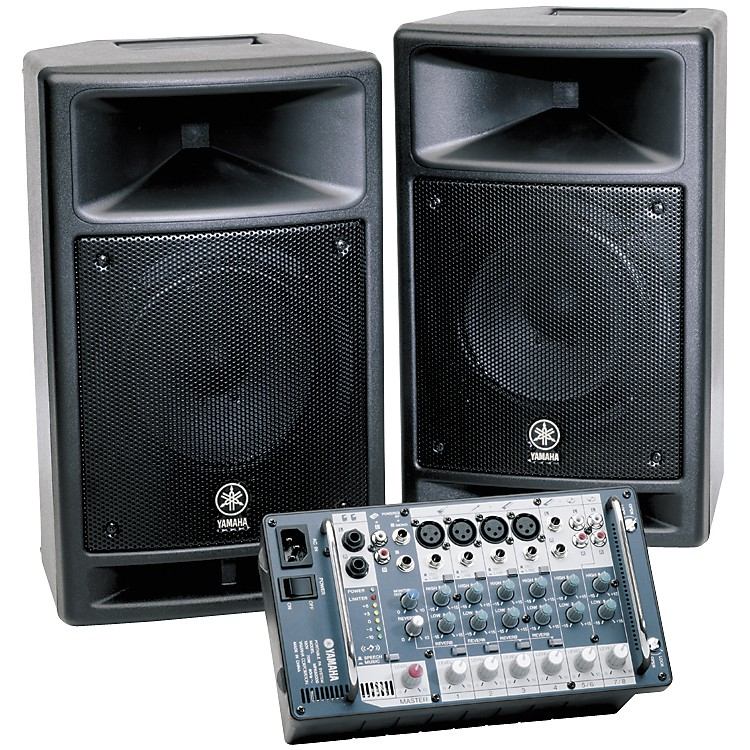 YamahaSTAGEPAS 300 Portable PA System