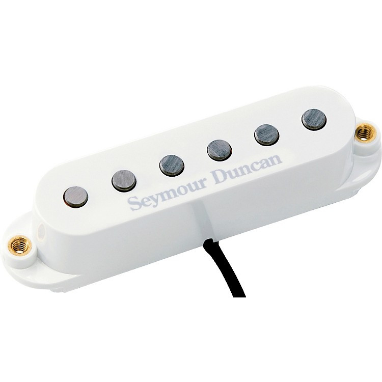 Seymour Duncan STK-S4n Classic Stack Plus - Neck Pickup. White Neck