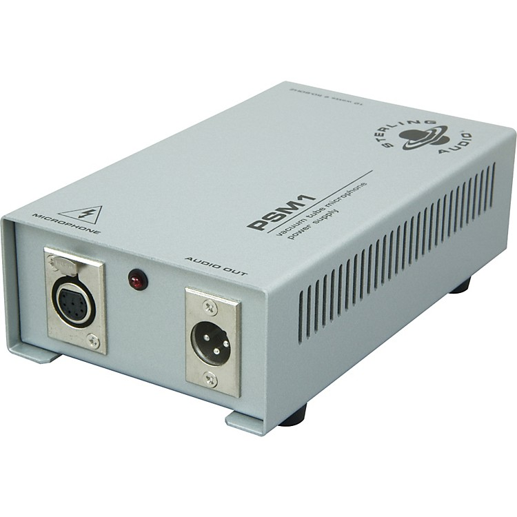 Sterling Audio STPSM1SV Replacement Power Supply Silver