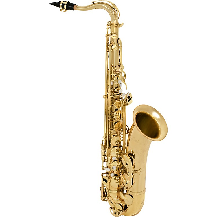 SelmerSTS280 La Voix II Tenor Saxophone OutfitSilver Plated