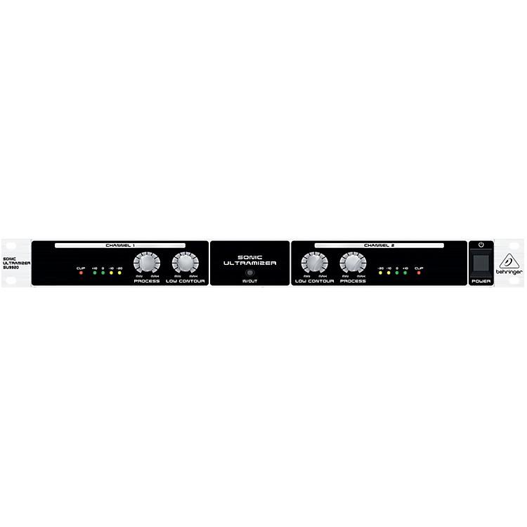 BehringerSU9920 Sonic UltramizerStereo Sound Enhancement Processor