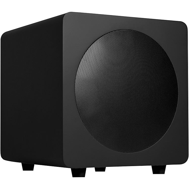 Kanto SUB8 8-inch Powered Subwoofer Matte Black