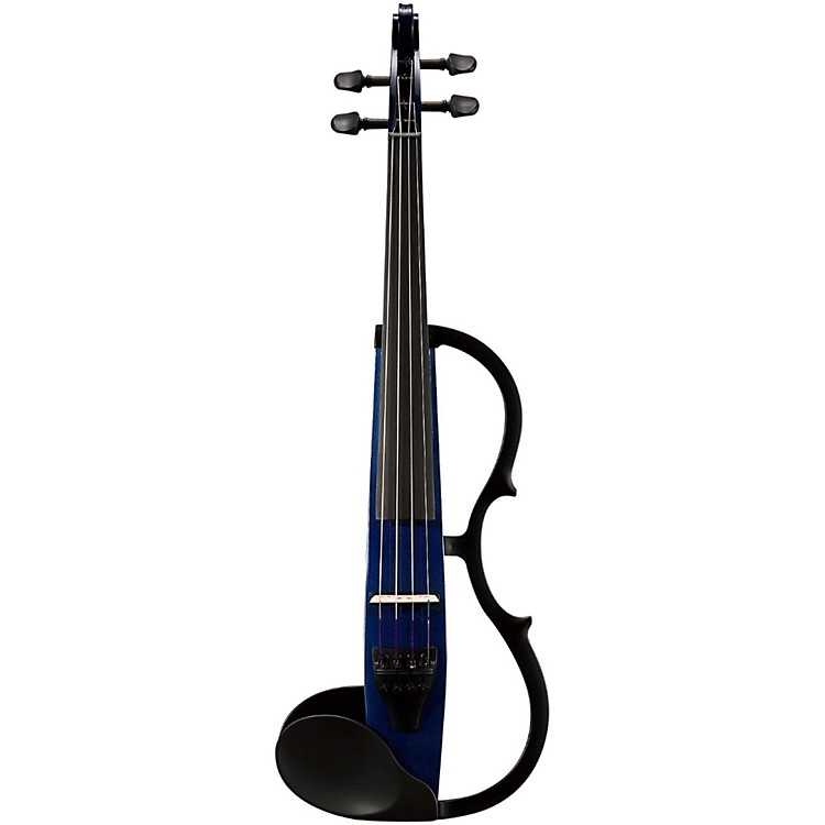 YamahaSV-130S Concert Select Silent Violin OutfitNavy BlueOutfit