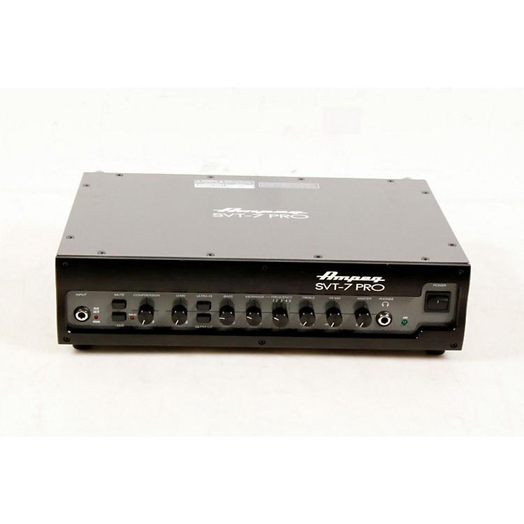 AmpegSVT7PRO 1000W Class D Bass Amp HeadBlack888365704296