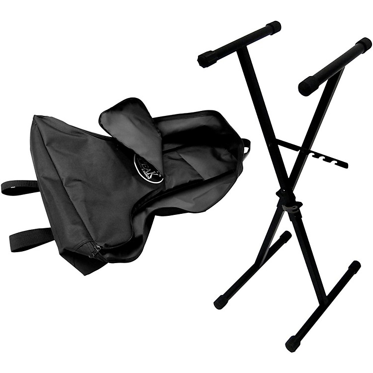 Peak Music StandsSX-10 Portable Keyboard Stand - Single Brace