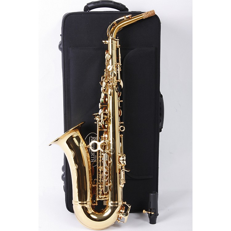 KeilwerthSX90 Tone King Model Professional Alto SaxophoneGold Lacquer, Straight Tone Holes886830312182