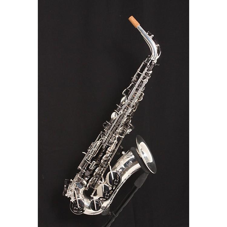 KeilwerthSX90R Silverstar Anniversary Model Professional Alto SaxophoneSilverStar Finish889406797475