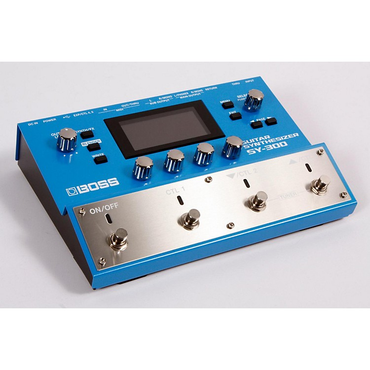 BossSY-300 Guitar Synthesizer888365711546