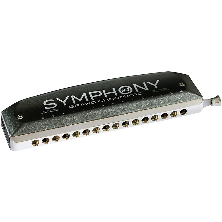 SEYDEL SYMPHONY Grand Chromatic Aluminum  C